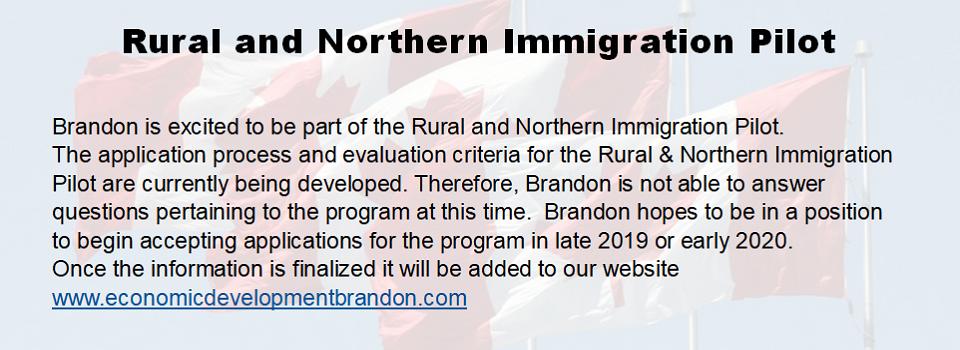 Rural Immigration Pilot