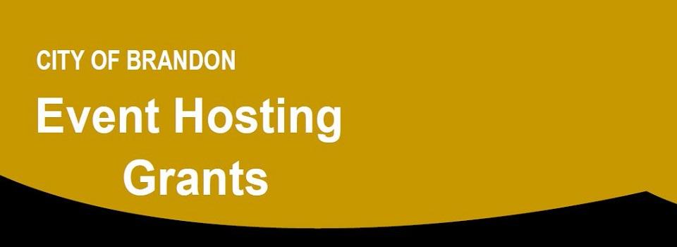 Event Hosting Grants